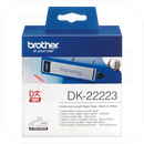 Brother DK-22223 Endlos-Etikett, Papier weiß 50mm